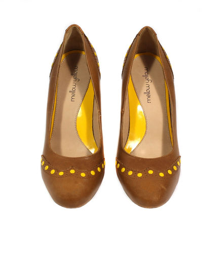 mellow yellow Pumps Gr. 39